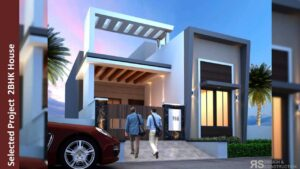 Read more about the article 2bhk house