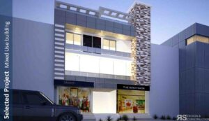 Read more about the article Mixed Use Building