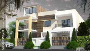 Read more about the article 4BHK HOUSE